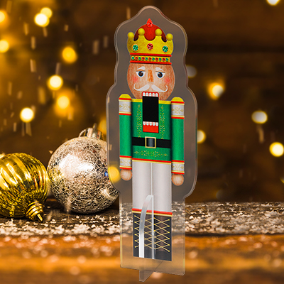 Toy Soldier Tabletop Christmas Decoration