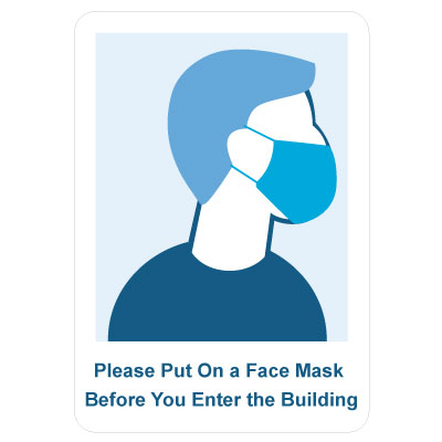 Use Face Mask Sign