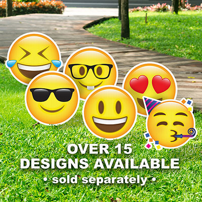 Emoji Signs & Banners